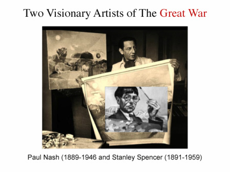 The Great War Artists